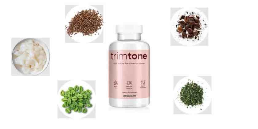 Trimtone Ingredients