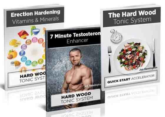 Hard Wood Tonic bonuses