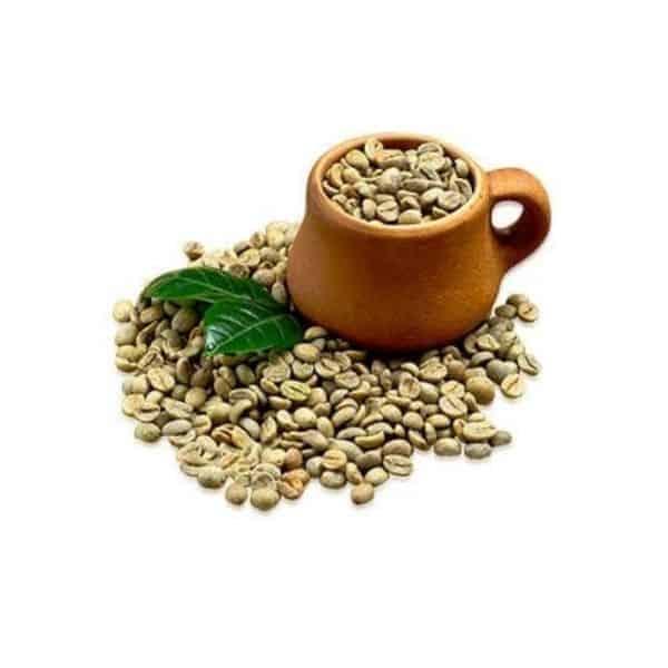 Green Coffee Plus coffee bean