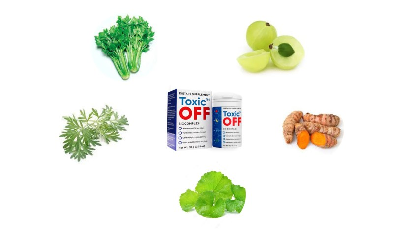 Toxic OFF Ingredients