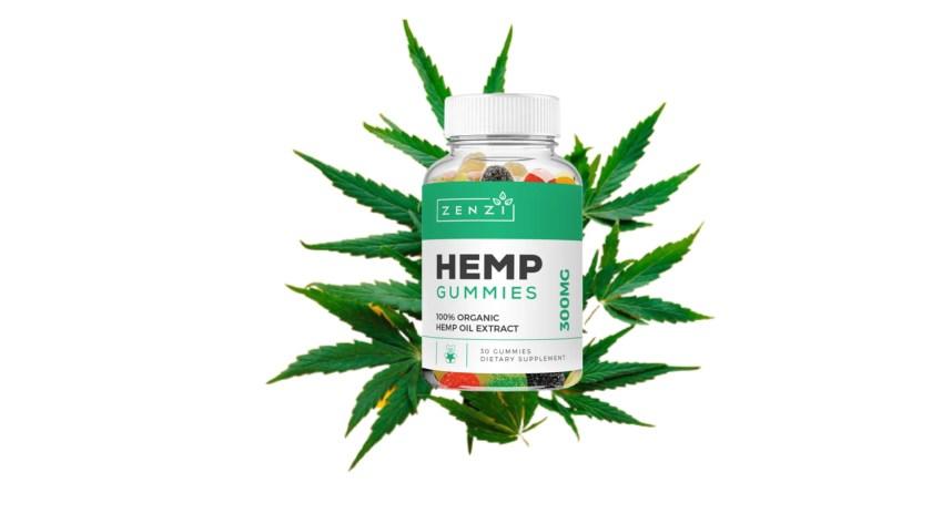 Zenzi Hemp Gummies Supplement