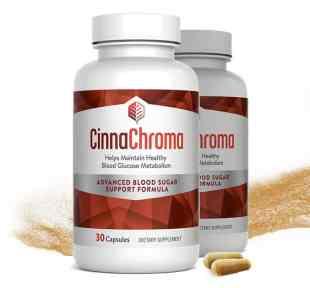 Barton Nutrition's CinnaChroma formula