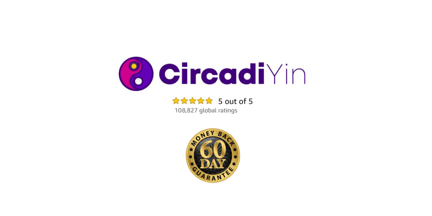 CircadiYin Supplement Customer Rating