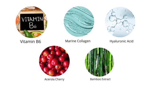 JayLab Pro Collagen Complex - Ingredients