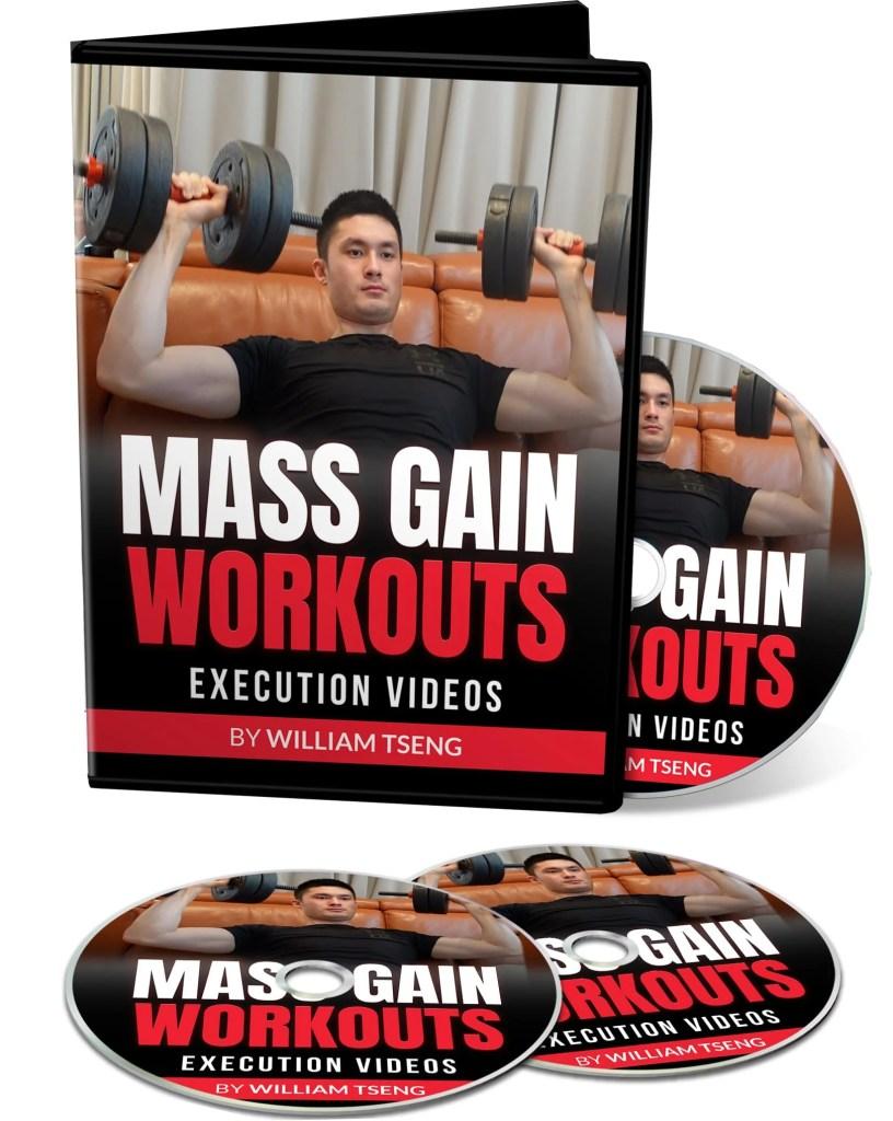 Mass Gain Execution Videos bonus