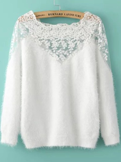 www.shein.com/Lace-Paneled-Mohair-White-Sweater-p-235542-cat-1734.html?aff_id=1642