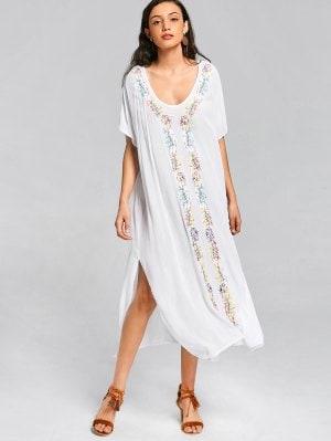 rochie alba