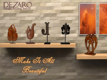 art on stand