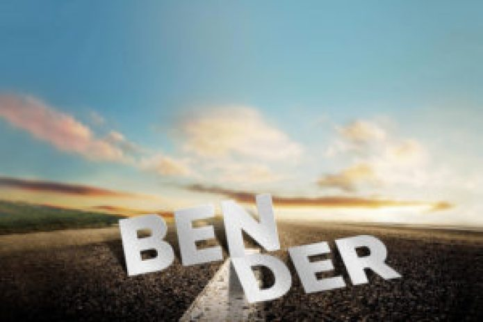08_Bender-Text-Effect