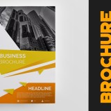 Brochure Design Tutorial Free PSD