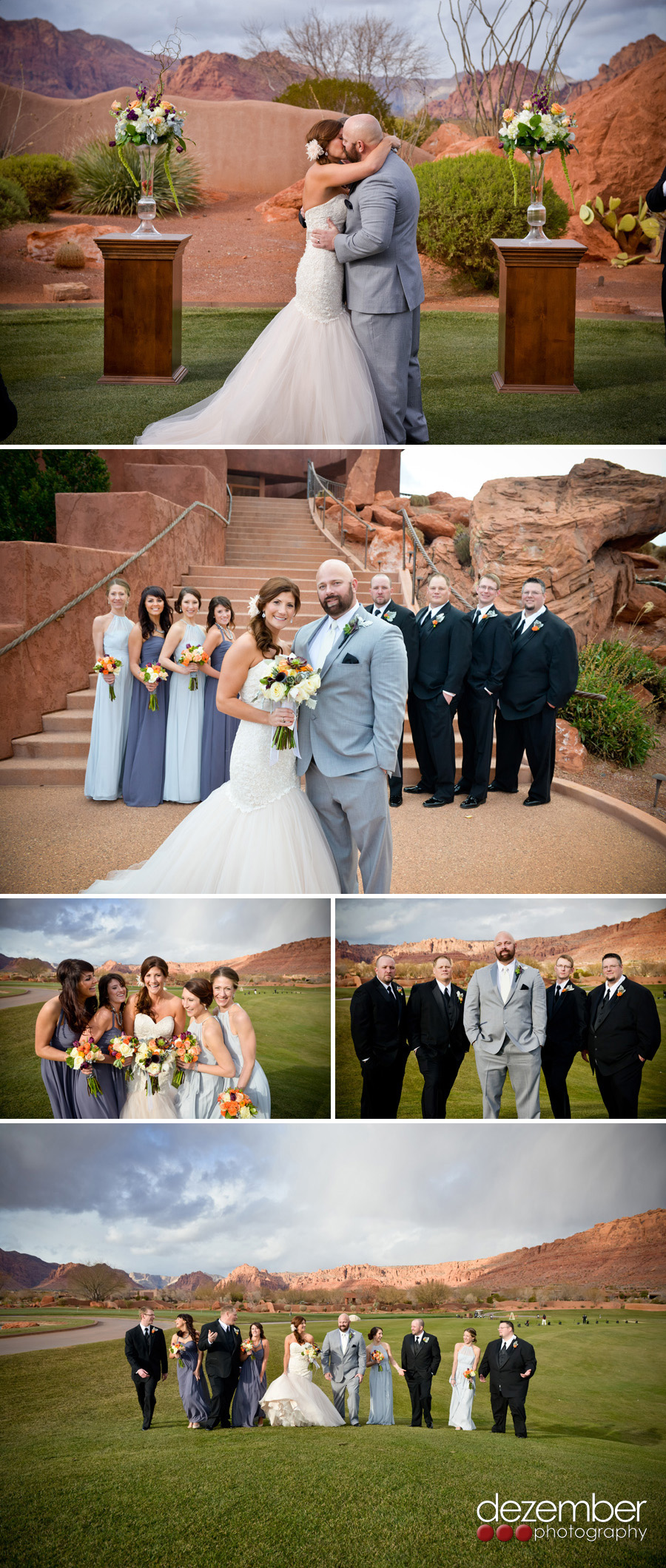 Brandon Amy St George Wedding Photographers Dezember Photography Utah Wedding Photographers