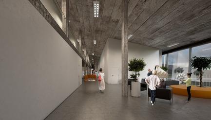 Press kit | 3146-01 - Press release | Architecture School - STARH - Institutional Architecture - Photo credit: Visualisation credits: Vladimir Kavaev