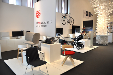 """Press kit   1696-06 - Press release   After record participation: The winners of the Red Dot Award: Product Design 2016 have been announced! - Red Dot Award - Competition - Exhibition """"Design on Stage"""" in the Red Dot Design Museum<br> - Photo credit: Red Dot"""