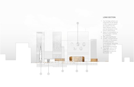 Press kit | 1387-04 - Press release | The New CHUM by CannonDesign + NEUF architect(e)s Wins an INSIDE 2017 Award at The World Architecture Festival in Berlin - CannonDesign + NEUF architect(e)s - Institutional Architecture - Photo credit: CannonDesign + NEUF architect(e)s