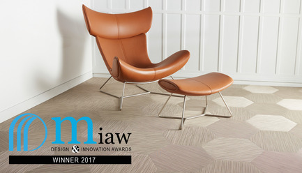 Press kit   2276-04 - Press release   MIAW 2017: And the Winners Are - ArchiDesignclub by Muuuz - Competition - DICKSON - Woven Flooring - Photo credit: (c) muuuz