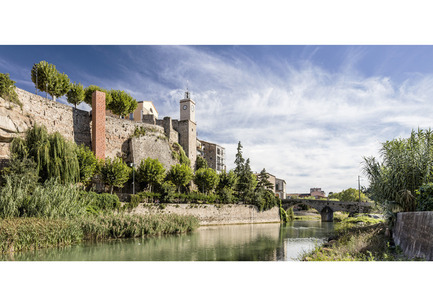 Press kit | 1830-07 - Press release | FAD Awards Winners 2016 - FAD - Fostering Arts and Design - Competition - 2016 FAD Opinion Awards -&nbsp;Town and Landscape<br><br>New access to the historical center&nbsp;of Gironella&nbsp;&nbsp;&nbsp;&nbsp;&nbsp;&nbsp;&nbsp;&nbsp;&nbsp;&nbsp;<br>Plaça de la Vila&nbsp;&nbsp;&nbsp;&nbsp;&nbsp;&nbsp;&nbsp;&nbsp;&nbsp;&nbsp;<br>Gironella, Barcelone (Spain)<br><br>Authors:&nbsp;<br>Carles Enrich Gimenez, architect (Carles Enrich arquitectura + urbanisme)&nbsp;&nbsp;&nbsp;&nbsp;&nbsp;&nbsp;&nbsp;&nbsp;&nbsp;&nbsp;<br>Building engineer: Carles Jabarodo&nbsp;<br> - Photo credit: Adrià Goula