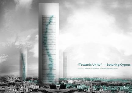 Press kit | 1127-05 - Press release | Winners 2016 Skyscraper Competition - eVolo Magazine - Competition - Suturing Cyprus - Photo credit: Lin Rujia