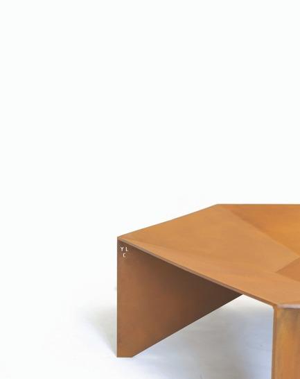 Press kit | 2608-01 - Press release | Les Choses, Publishing - Etterr Production - Product - Brazier N°2. - Photo credit: P. Vuilmet