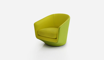 Press kit | 809-12 - Press release | Azure announces the winners of the fourth annual AZ Awards - Azure Magazine - Competition - Best Furniture Design: Bensen: U Turn Chair, by Niels Bendtsen