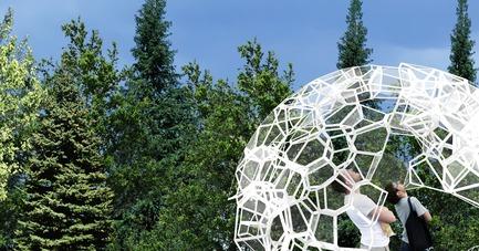 Press kit | 837-04 - Press release | The International Garden Festival announces the designers for its 15th edition - International Garden Festival / Reford Gardens - Event + Exhibition - Méristème Collectif Châssi Canada