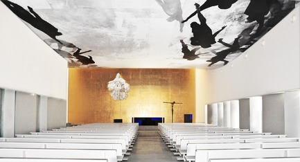 Press kit   966-01 - Press release   Parish Church of Solace, Cordoba - Vicens + Ramos - Institutional Architecture - Photo credit: Vicens + Ramos