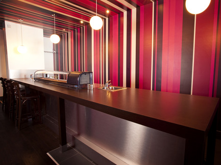"Press kit   760-03 - Press release   Winners of ""Best Interior Design in USA"" - Jean de Lessard, Designers Créatifs - Competition - Photo credit: Jean Malek"