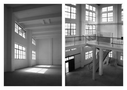 Press kit | 944-01 - Press release | Shanghai Museum of Glass - Logon - Institutional Architecture - BEFORE RENOVATION - Photo credit: diephotodesigner.de, Berlin/Germany