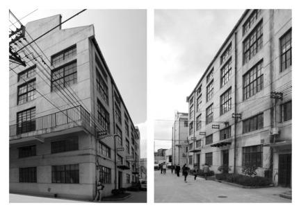 Press kit | 944-01 - Press release | Shanghai Museum of Glass - Logon - Institutional Architecture - BEFORE RENOVATION - Photo credit: diephotodesigner.de Berlin/Germany