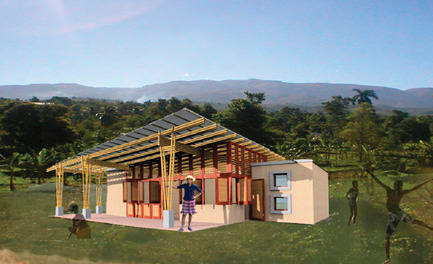 Press kit | 883-02 - Press release | USGBC and AIA announce second Architecture for Humanity Sustainability Design Fellow - The American Institute of Architects (AIA) - Institutional Architecture