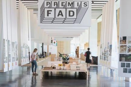 Press kit - Press release - FAD Awards Winners 2016 - FAD - Fostering Arts and Design
