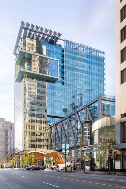 Press kit - Press release - Henriquez Partners Architects Wins a Prestigious Architizer A+Award - Henriquez Partners Architects