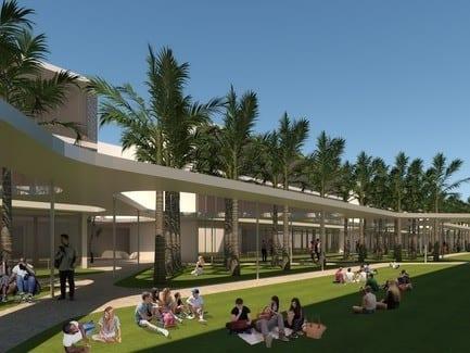 Press kit - Press release - Pei Cobb Freed & Partners Unveils Transformative Design for IESB Brasilia - Pei Cobb Freed & Partners