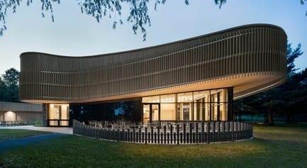 Press kit - Press release - The Îles-de-Boucherville National Park Wins Several Architecture Prizes - Smith Vigeant architectes