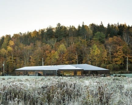 Press kit - Press release - Vallée du Parc Residence - Chevalier Morales Architectes