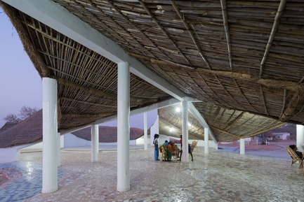 Press kit   1020-05 - Press release   Buildings in Peru, Senegal and Chile are finalists for the 2019 RAIC International Prize - Royal Architectural Institute of Canada - Competition - Thread: Artists' Residence and Cultural Center, Senegal – Toshiko Mori Architect (New York, USA) - Photo credit: Iwan Baan