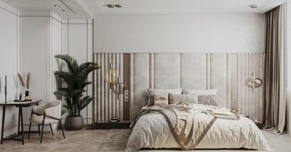 Delmar Apartment Bedroom