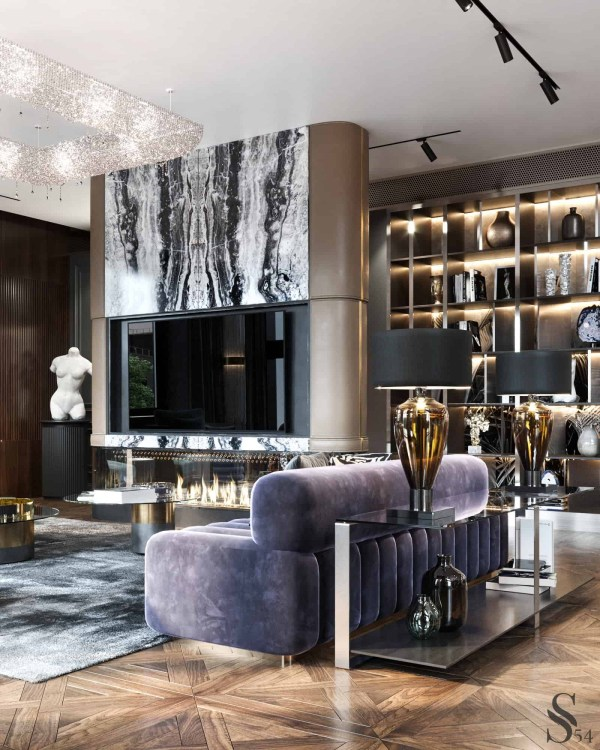 Luxury Apartments in Moscow