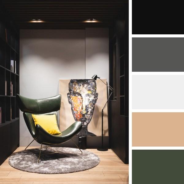 AC Apartment – Reading Space