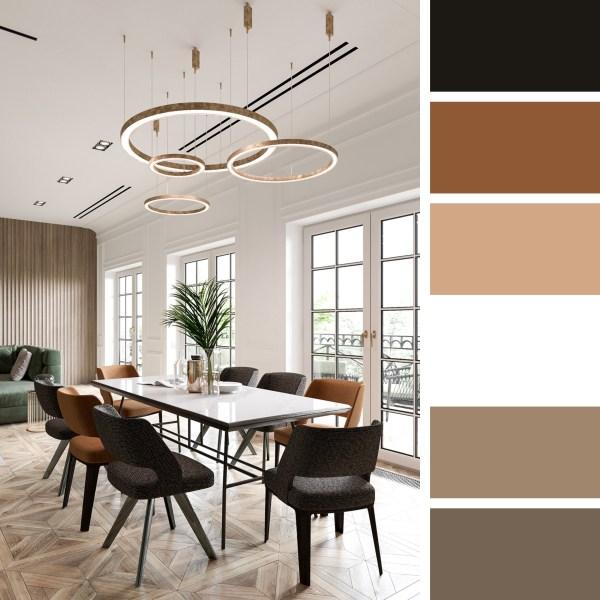Apartment 57 – Dining Room