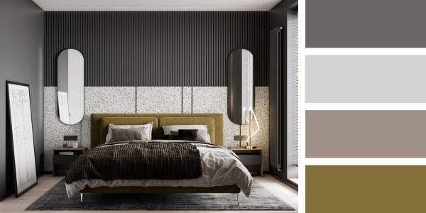 Apartment in Kharkiv ZHK – Bedroom