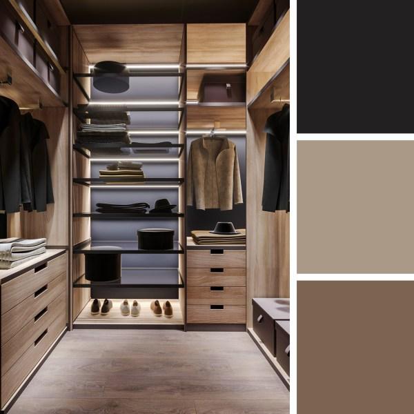 Cometa Apartment – Closet