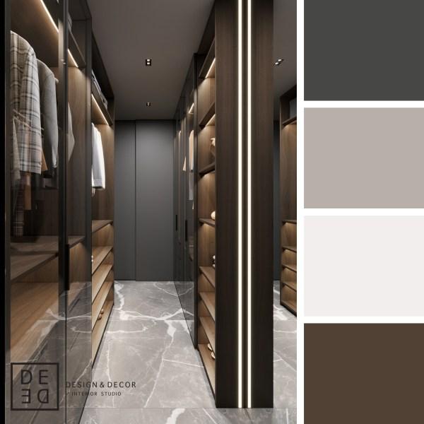 DE&DE Bachelors Shelter – Closet