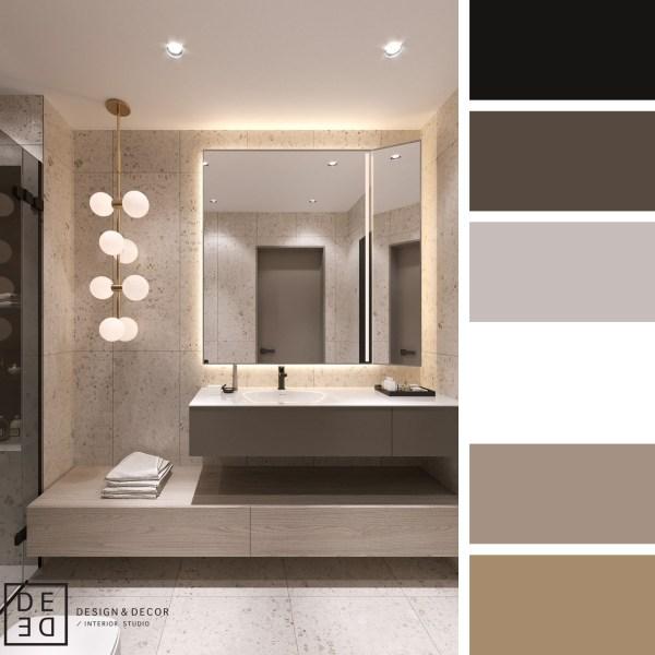 DE&DE Villa in Honcanova – Bathroom
