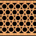 Decorative Baluster Railing 33 Pattern PDF File