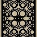 Decorative Slotted Panel 115 Pattern PDF File