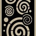 Decorative Slotted Panel 160 Pattern PDF File