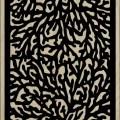 Decorative Slotted Panel 31 Pattern PDF File