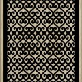 Decorative Slotted Panel 46 Pattern PDF File