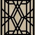 Decorative Slotted Panel 523 Pattern PDF File