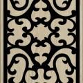 Decorative Slotted Panel 77 Pattern PDF File